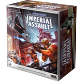 Фотография Star Wars: Imperial Assault [=city]