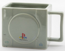 Фотография 3D кружка Play Station [=city]