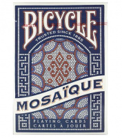 Фотография Карты Bicycle Mosaique [=city]