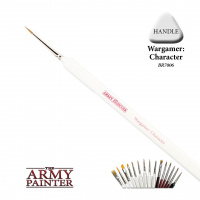 Фотография The Army Painter: кисточка Wargamer Brush - Character (BR7006) [=city]