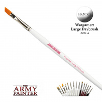 Фотография The Army Painter: кисточка Wargamer Brush - Large Drybrush (BR7010) [=city]