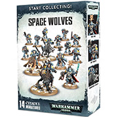 Фотография Start Collecting! Space Wolves [=city]
